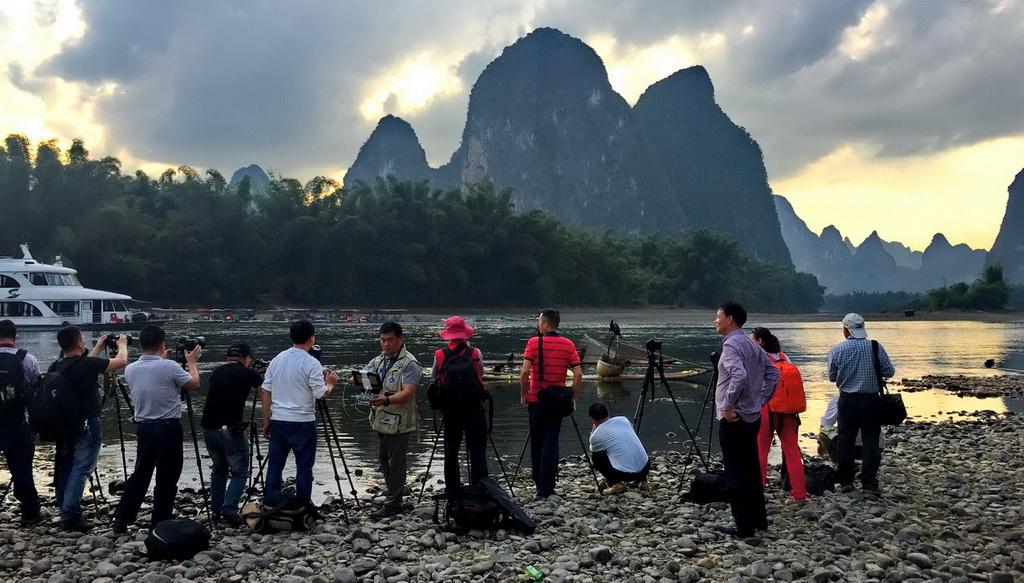 2016年11月18日-20日广东龙江镇摄影协会
