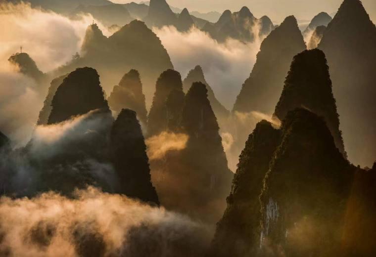 【3月18日出发】华南第一峰猫儿山+漓江风光6日专业摄影团