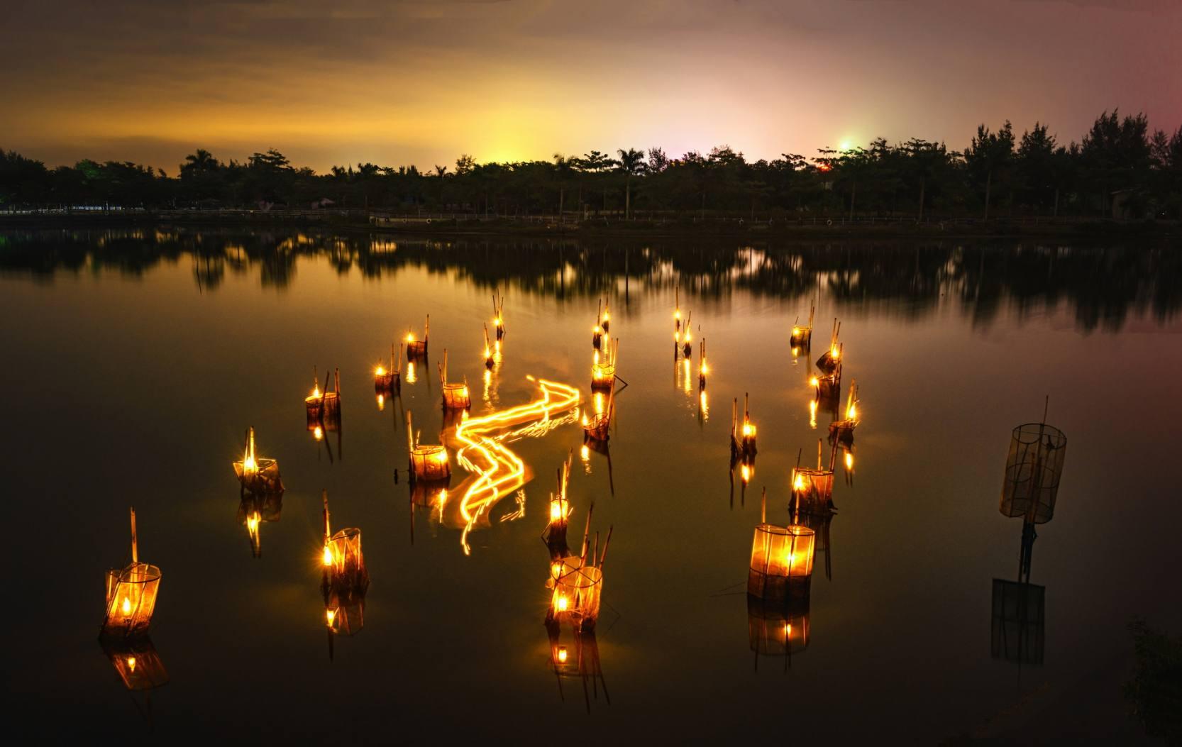 京族虾灯 (1)