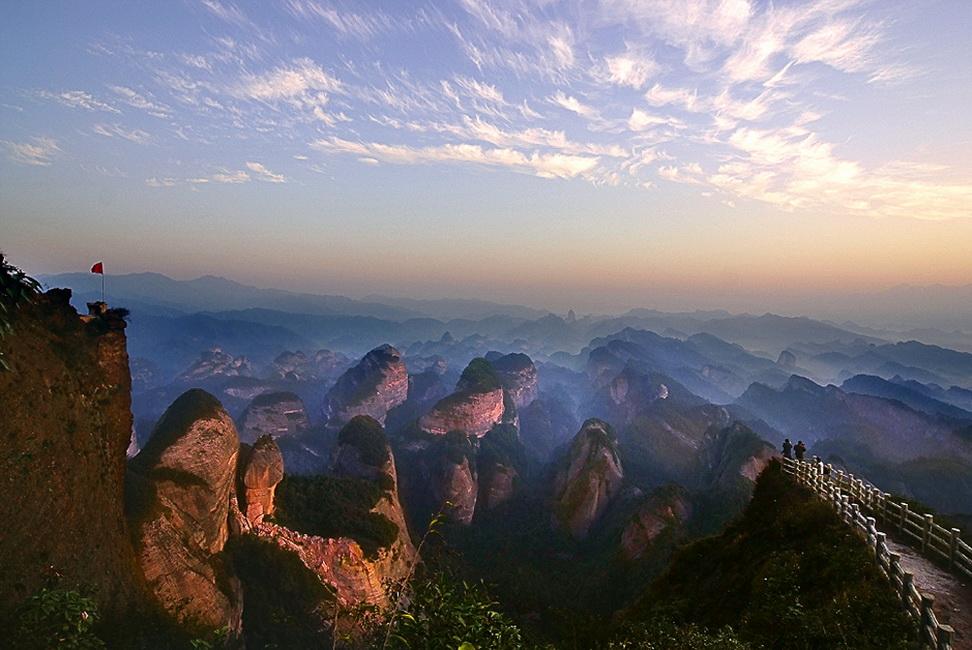 [桂林出发]【拼团】6月29日桂林资源八角寨、龙脊梯田、漓江风光8日摄影团