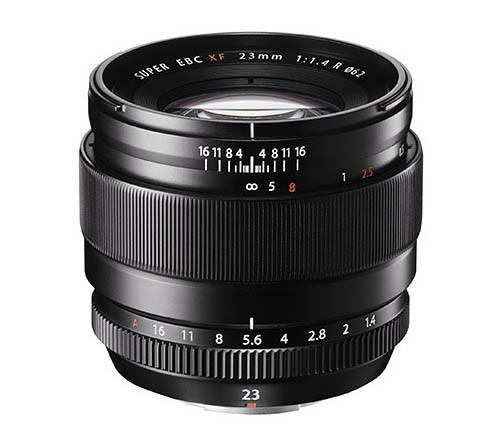 富士宣布XF 23mm 1.4R镜头本土正式发售