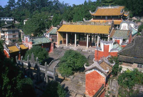 恭城古建筑