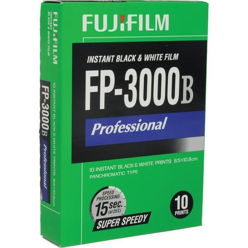 富士英国宣布旗下FP-3000B胶片停产