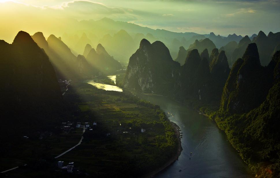 漓江相公山